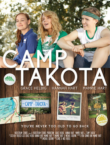Camp Takota Movie Poster