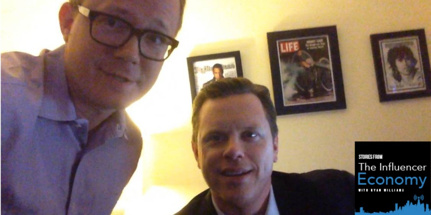Ryan Williams and Willie Geist on Stories from The Influencer Economy