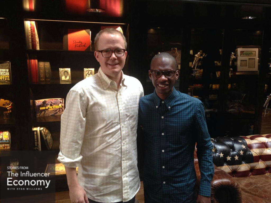 Troy Carter and Ryan Williams