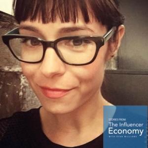 Veronica in the influencer economy